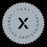 Yext Badge