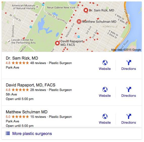 Google Local Stack