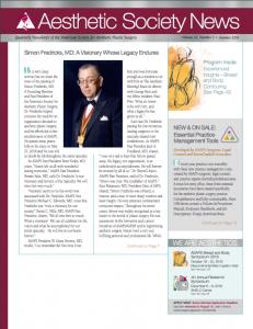 Aesthetic Society News Homepage