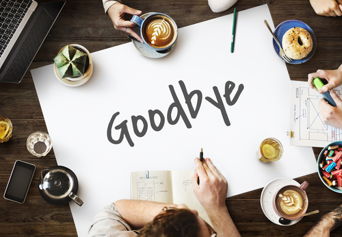 Goodbye Farewell Phrase Saying Leave Later Concept-img-blog