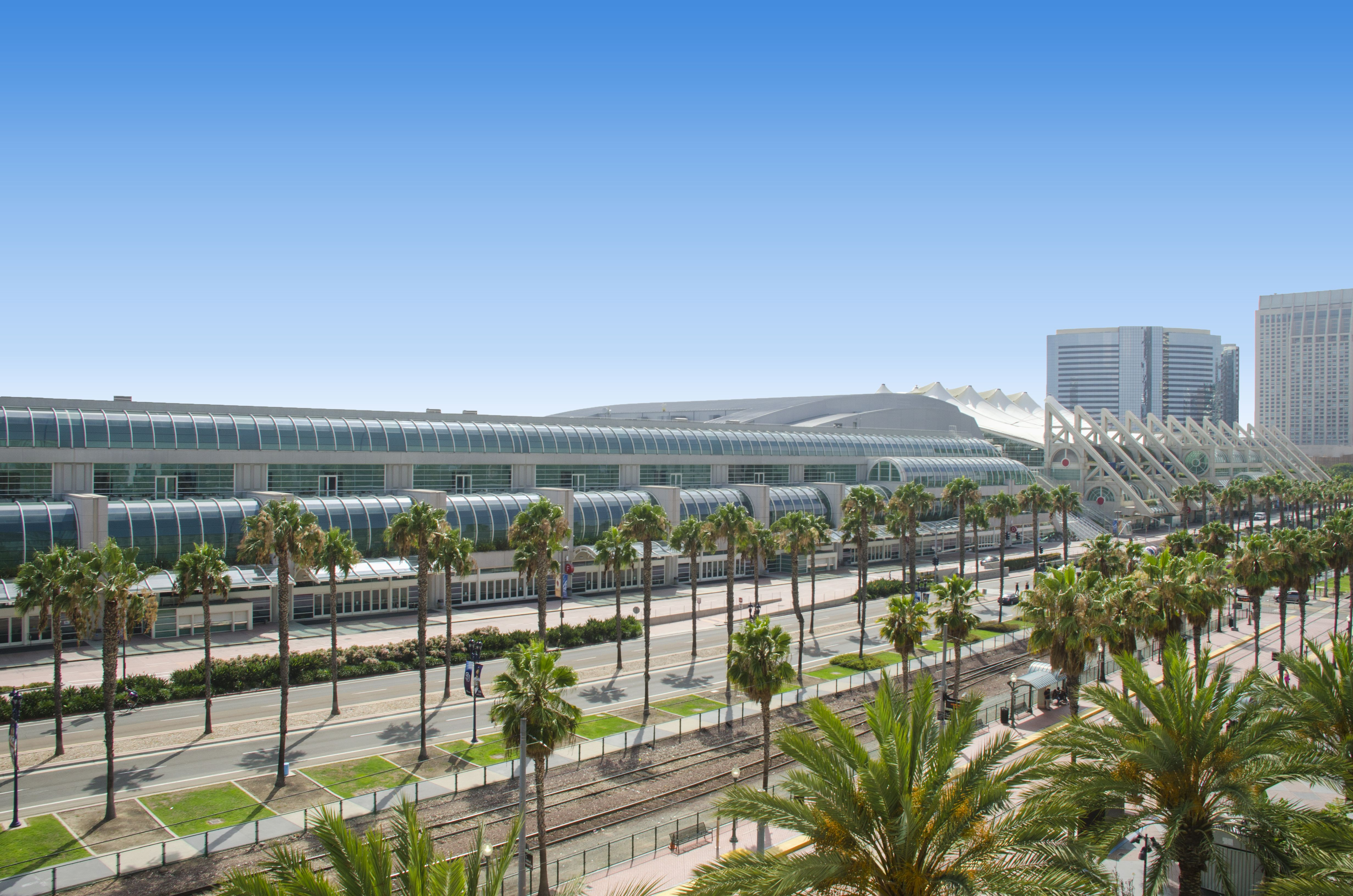 This year's ASPS The Meeting will be held at the San Diego Conference Center, which can hold up to 125,000 people.