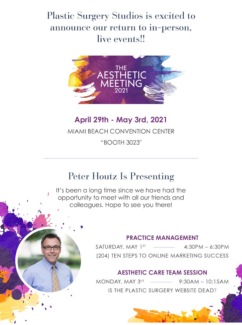 Banner for Aesthetics Meeting Society